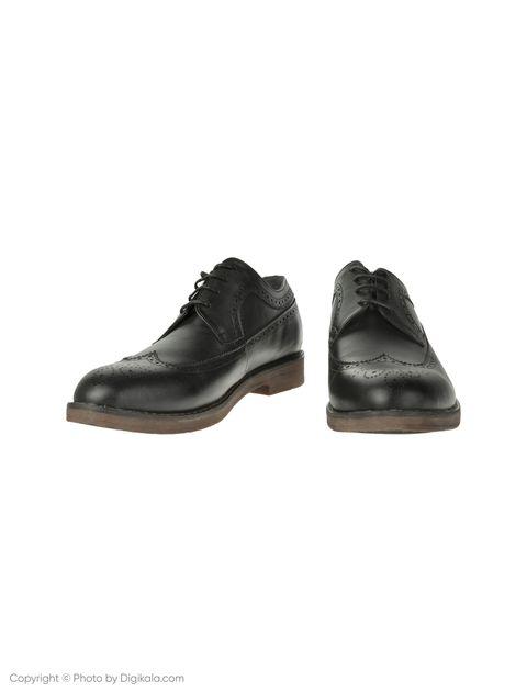 کفش مردانه ساتین مدل SN7176A-101 -  - 4