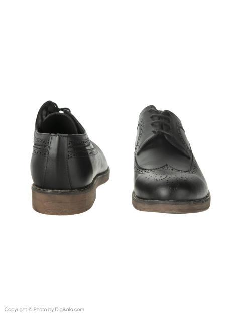 کفش مردانه ساتین مدل SN7176A-101 -  - 5
