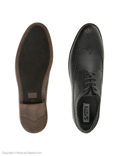 کفش مردانه ساتین مدل SN7176A-101 -  - 6