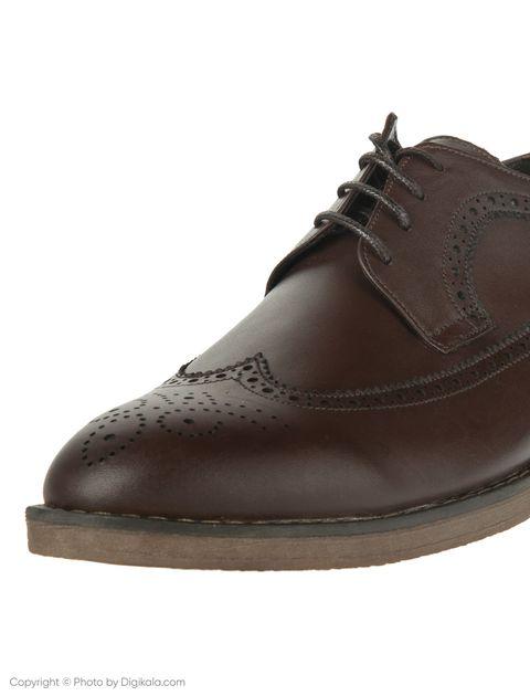 کفش مردانه ساتین مدل SN7176A-104 -  - 7