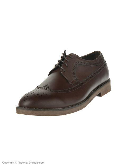 کفش مردانه ساتین مدل SN7176A-104 -  - 3