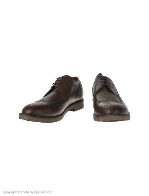کفش مردانه ساتین مدل SN7176A-104 -  - 4