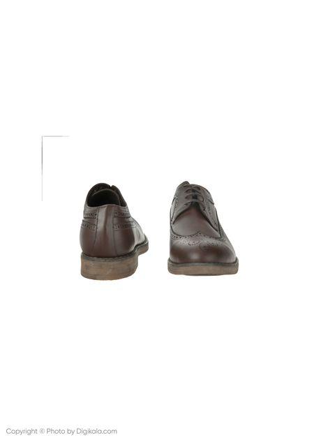 کفش مردانه ساتین مدل SN7176A-104 -  - 5