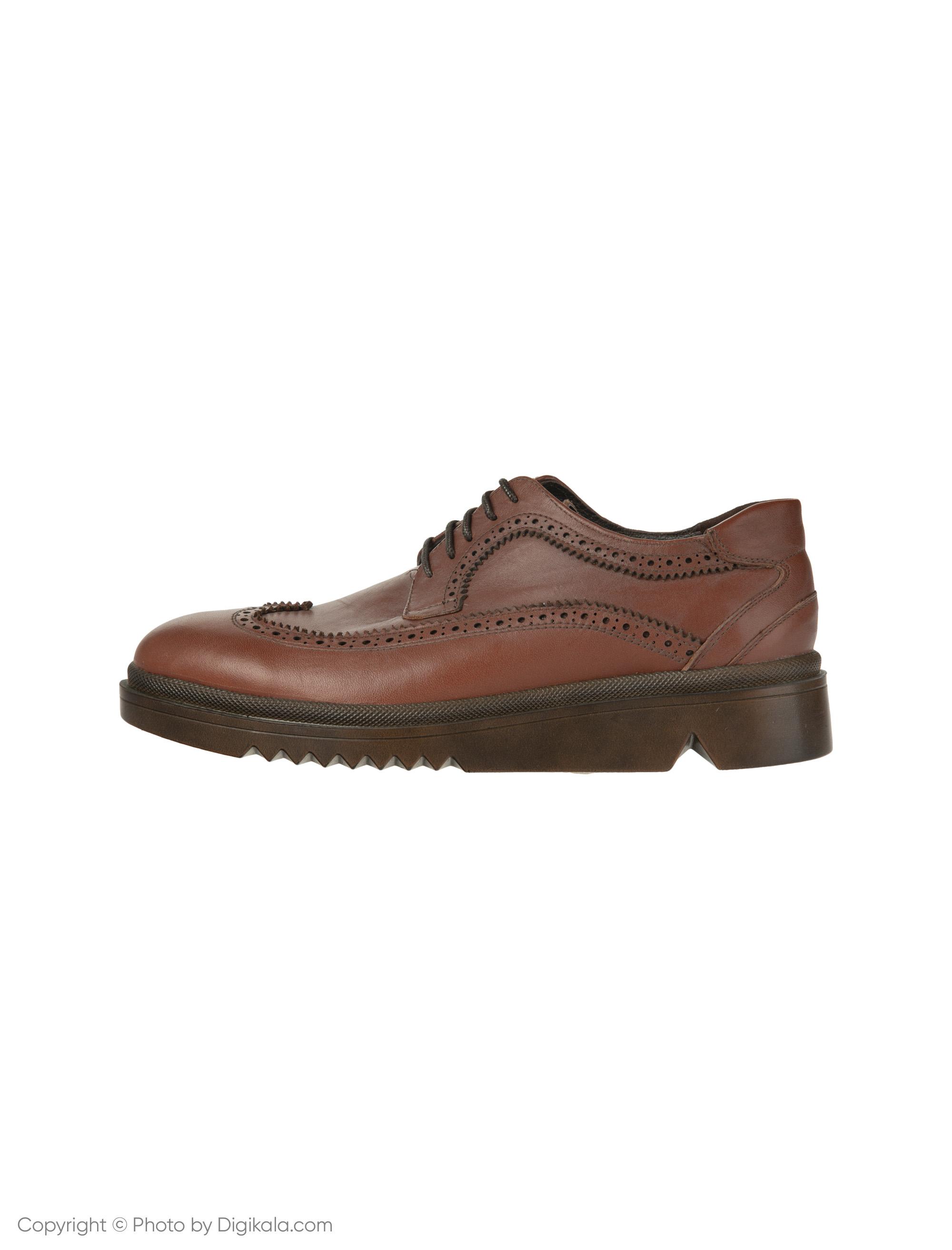 کفش مردانه ساتین مدل SN7160B-136 -  - 1
