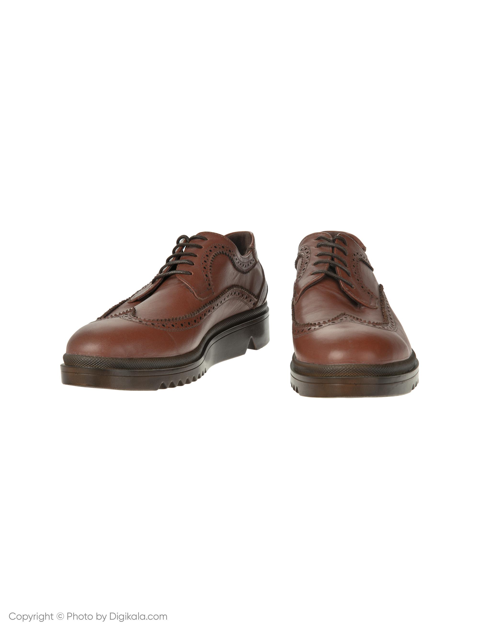 کفش مردانه ساتین مدل SN7160B-136 -  - 3