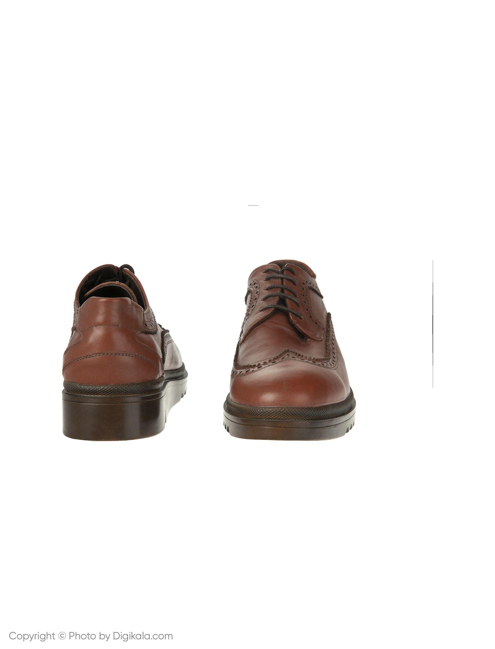 کفش مردانه ساتین مدل SN7160B-136 -  - 4