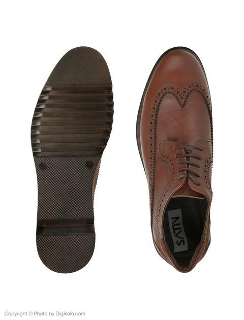 کفش مردانه ساتین مدل SN7160B-136 -  - 5