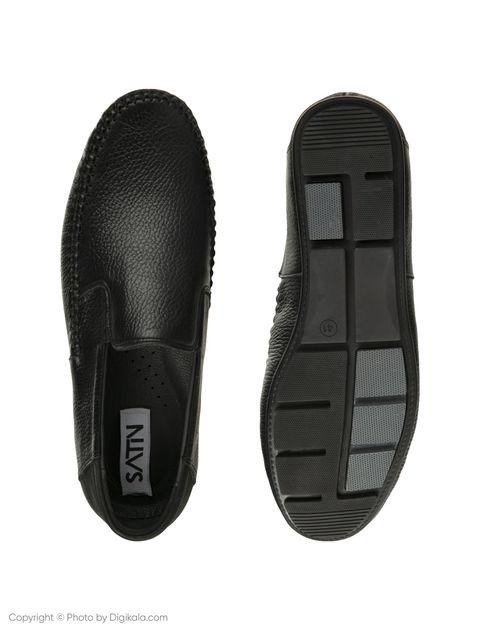 کفش روزمره مردانه ساتین مدل SN7177A-101 -  - 5