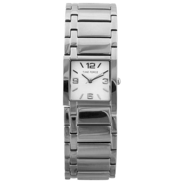 ساعت مچی عقربه ای زنانه تایم فورس مدل TF3340L02M
