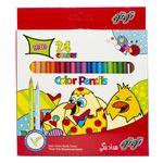 مداد رنگی 24 رنگ توتو کد 3112 thumb
