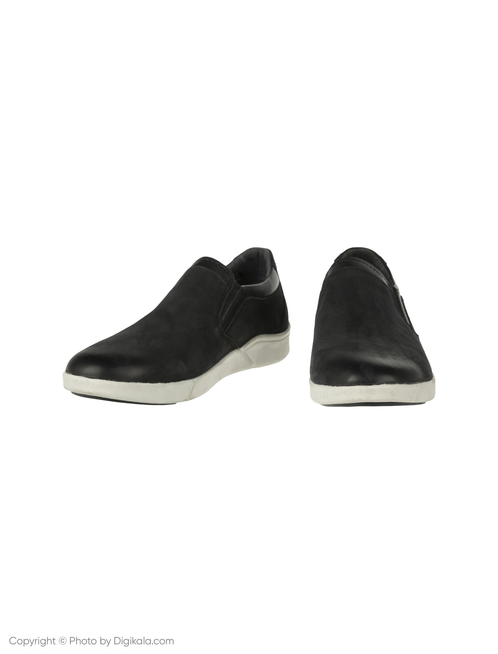 کفش روزمره مردانه ساتین مدل SN7178A-101 -  - 3