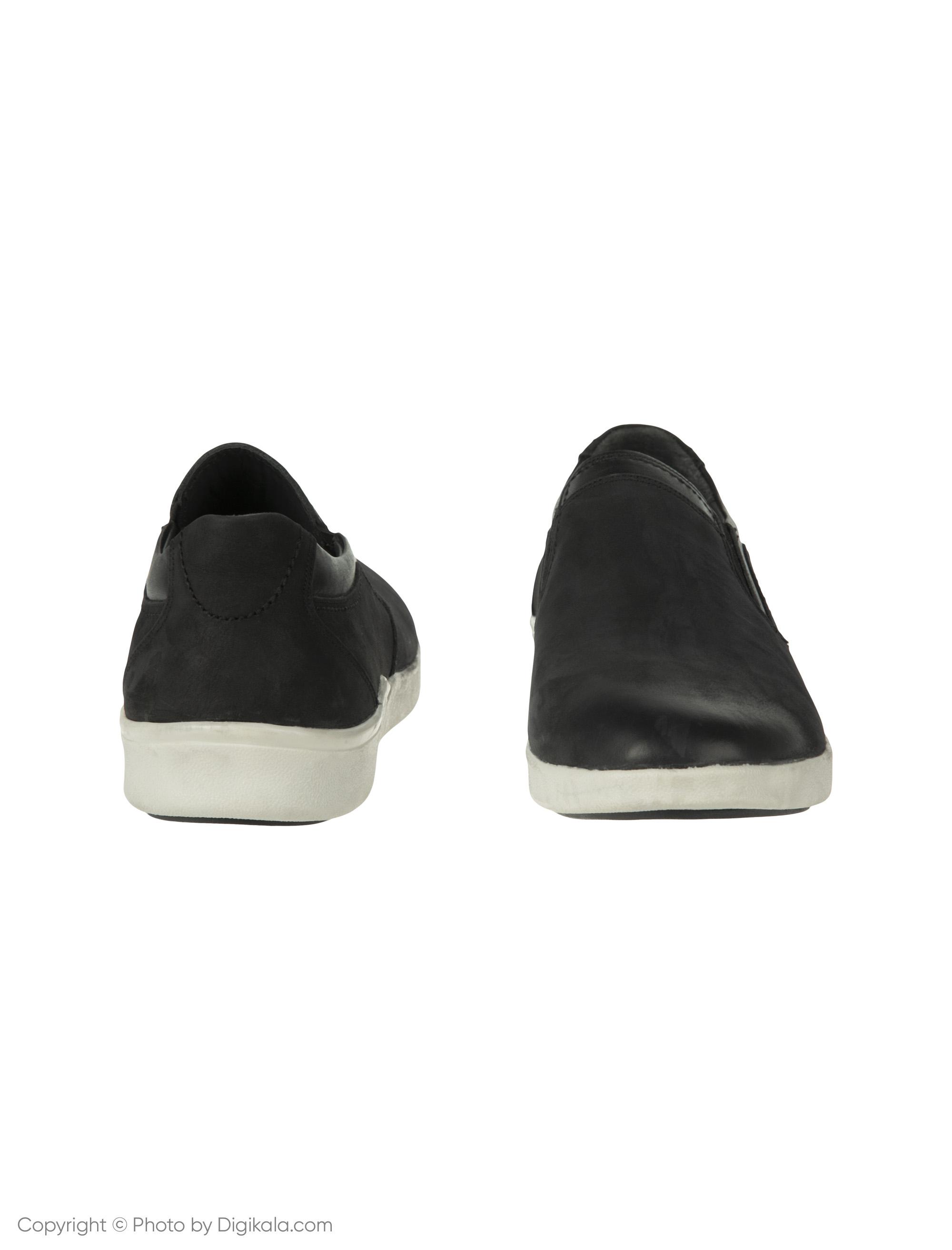 کفش روزمره مردانه ساتین مدل SN7178A-101 -  - 4