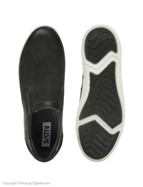 کفش روزمره مردانه ساتین مدل SN7178A-101 -  - 5