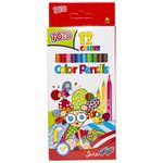 مداد رنگی 12 رنگ توتو کد 3110 thumb
