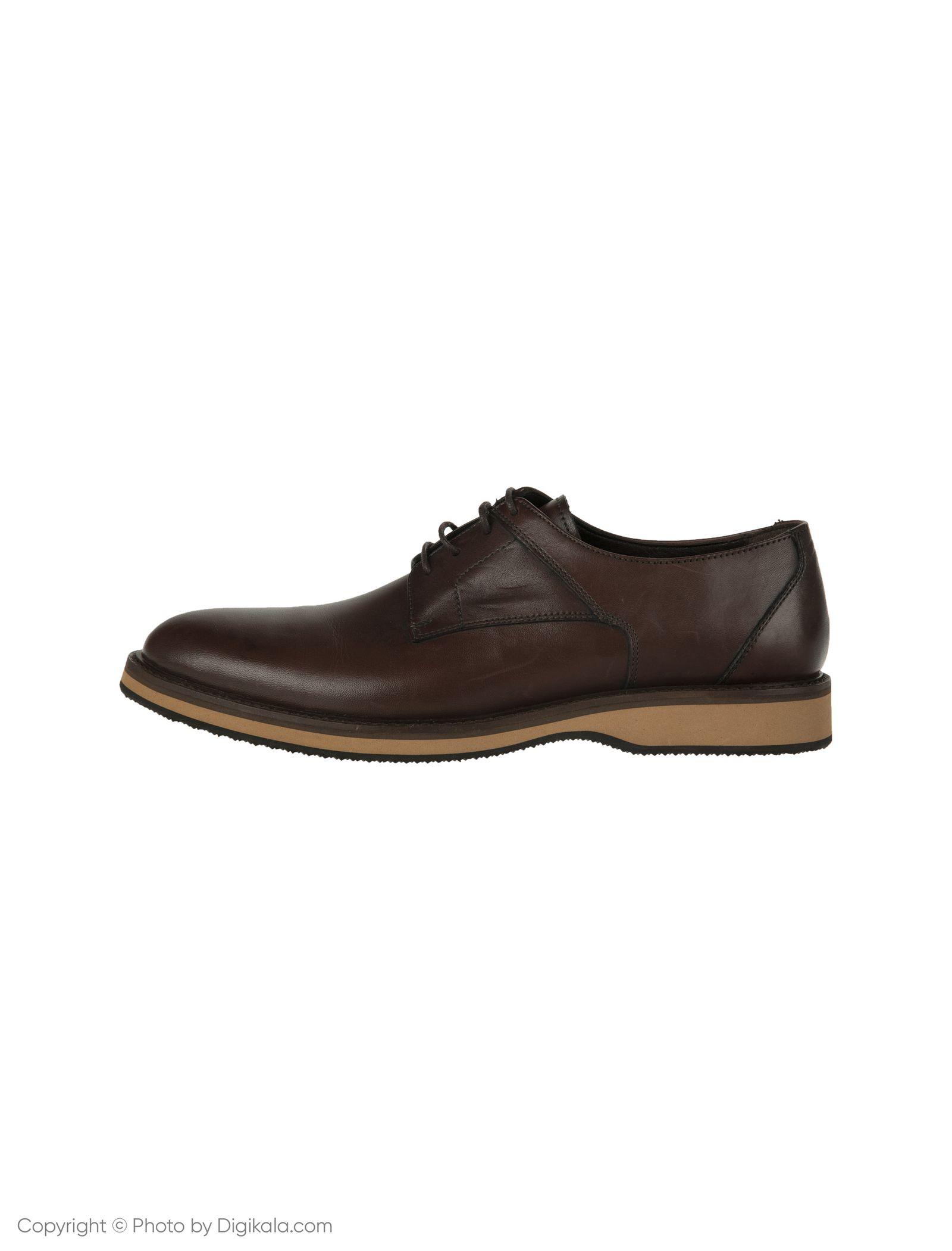 کفش مردانه ساتین مدل SN7179A-104 -  - 1