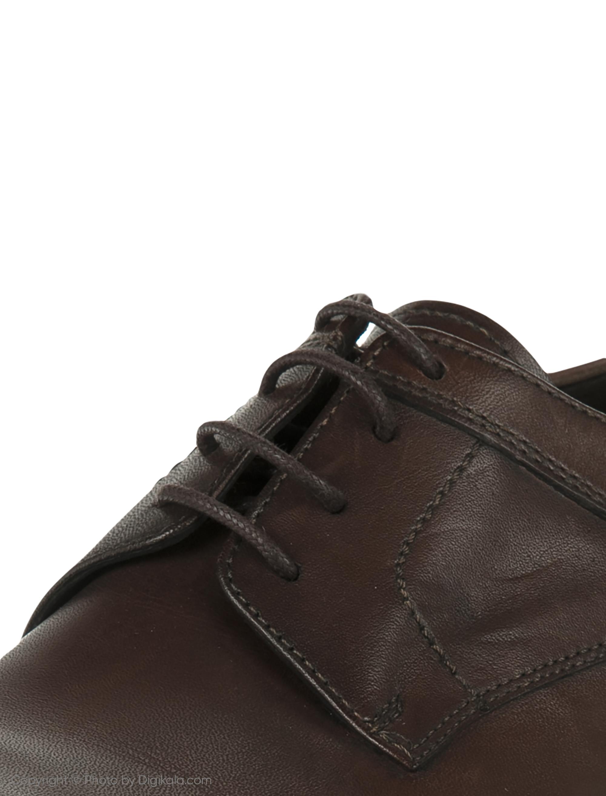 کفش مردانه ساتین مدل SN7179A-104 -  - 6