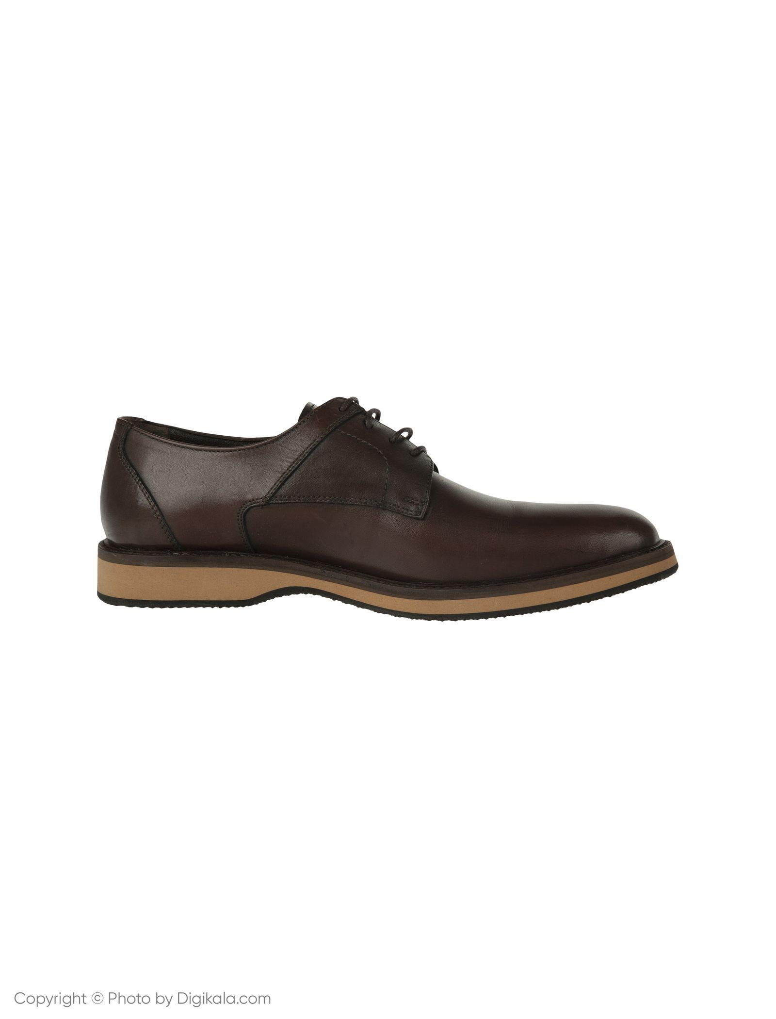 کفش مردانه ساتین مدل SN7179A-104 -  - 2