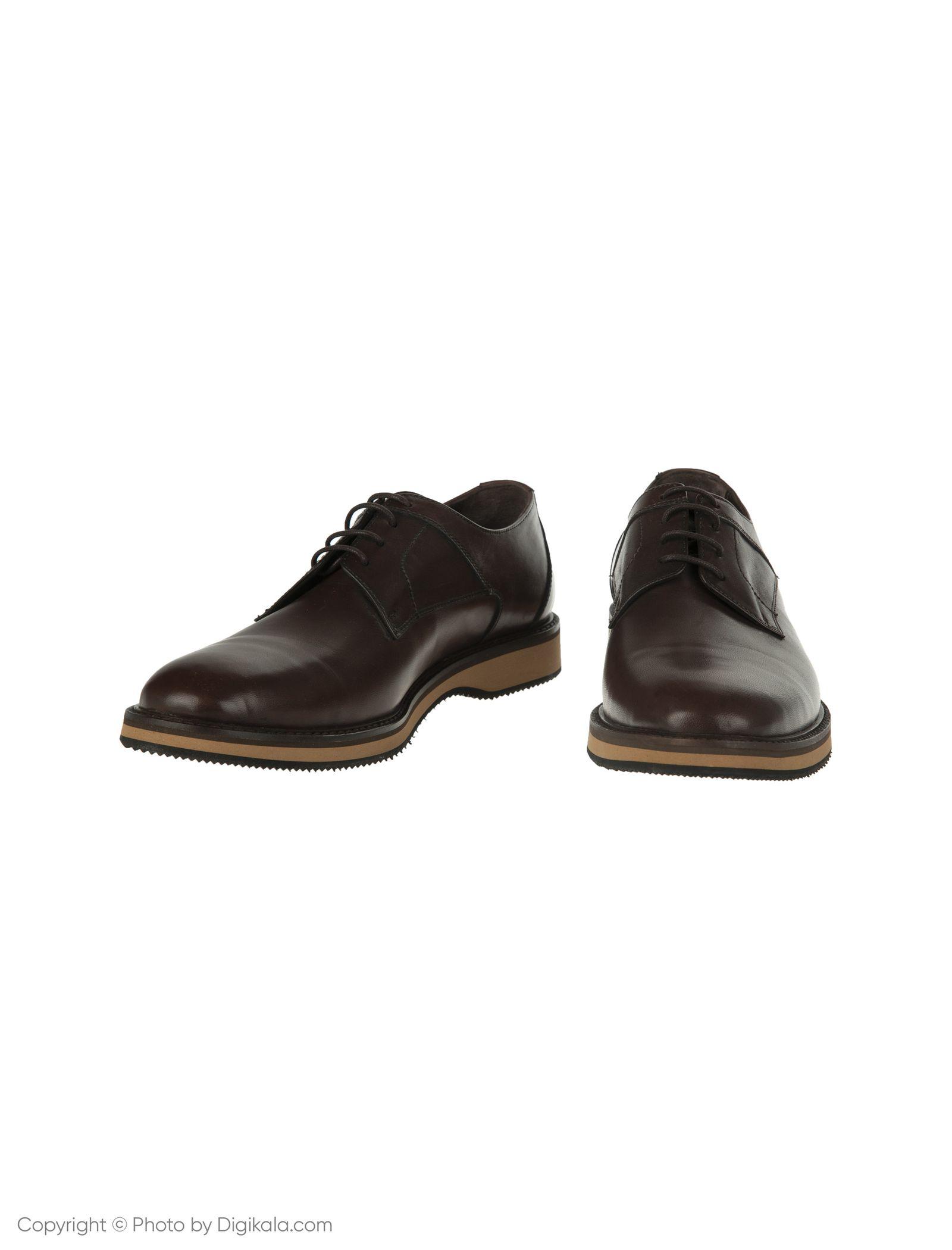 کفش مردانه ساتین مدل SN7179A-104 -  - 3