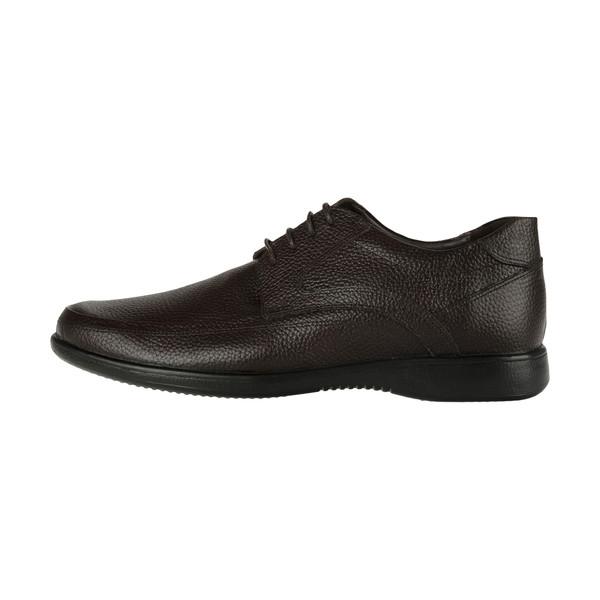 کفش مردانه ساتین مدل SN7193B-104