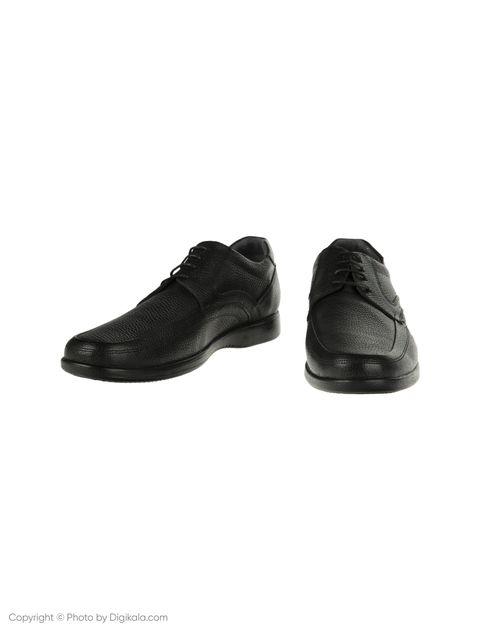 کفش مردانه ساتین مدل SN7193B-101 -  - 3