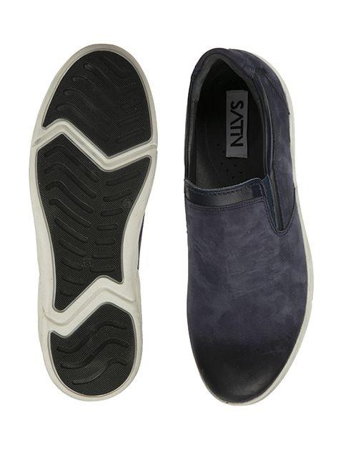کفش روزمره مردانه ساتین مدل SN7178A-103 -  - 5