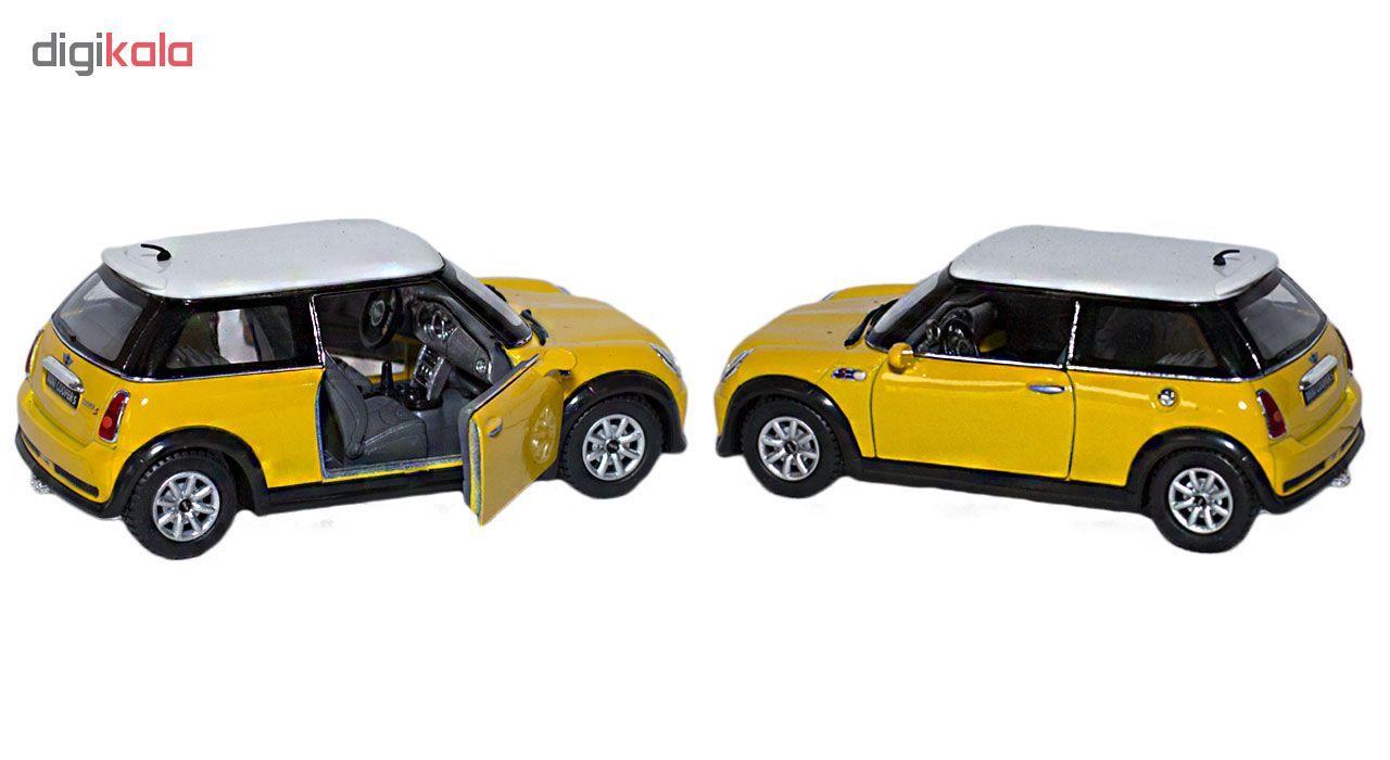 ماشین بازی کینزمارت مدل Mini Cooper S