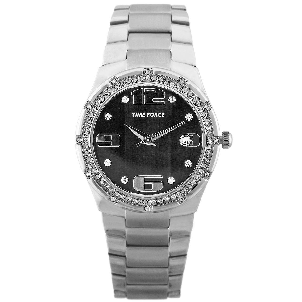 ساعت مچی عقربه ای زنانه تایم فورس مدل TF3371L01M