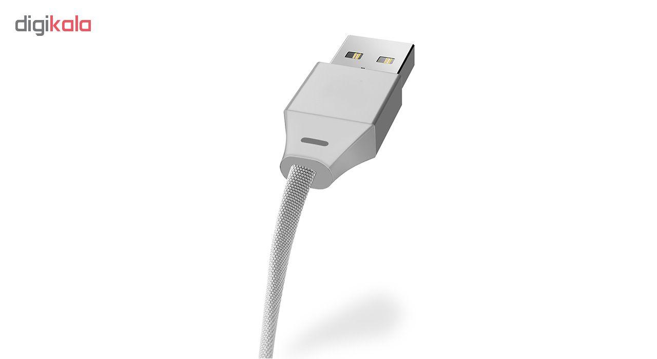 کابل تبدیل USB به USB-C وایکینگز مدل VL-100 طول 1 متر