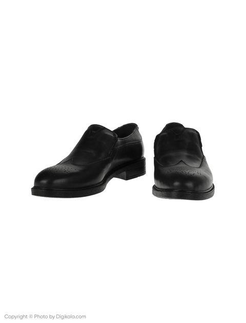 کفش مردانه ساتین مدل SN7162A-101 -  - 3