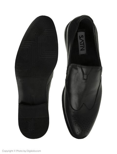 کفش مردانه ساتین مدل SN7162A-101 -  - 5