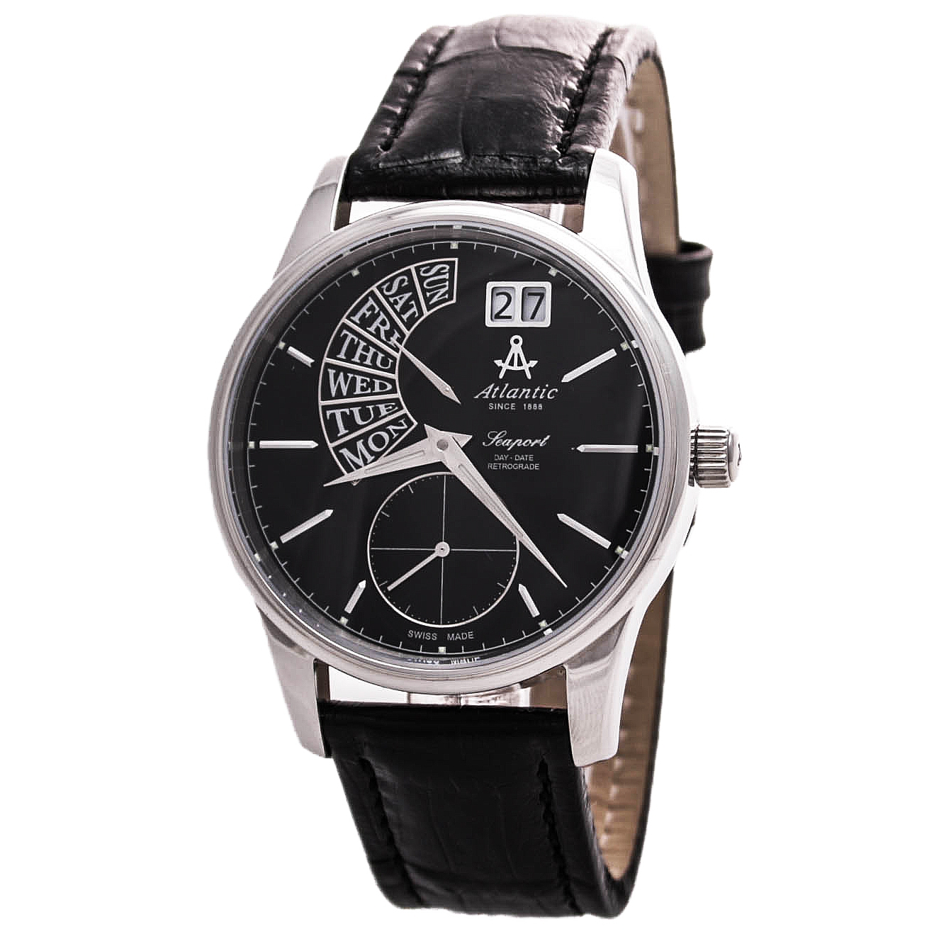 ساعت مچی عقربه ای مردانه آتلانتیک مدل AC-56351.41.61