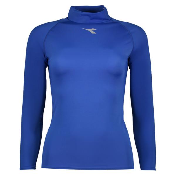 تی شرت ورزشی زنانه دیادورا مدل VSN-9504-BLU