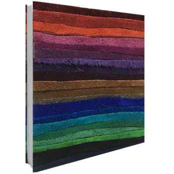 دفتر یادداشت طرح رنگین کد 555