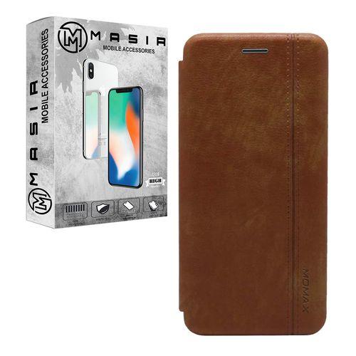 کیف کلاسوری مسیر مدل MMO-1 مناسب برای گوشی موبایل سامسونگ Galaxy A7 2018