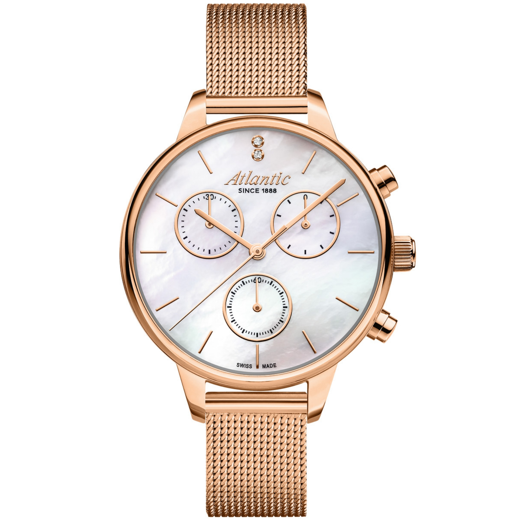 ساعت زنانه برند آتلانتیک مدل AC-29435.44.07