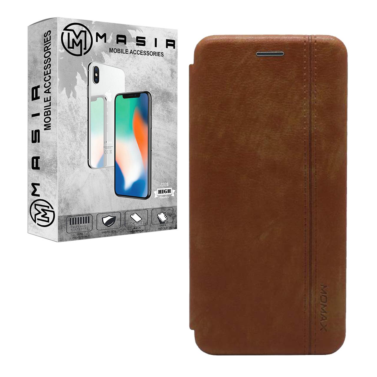 کیف کلاسوری مسیر مدل MMO-1 مناسب برای گوشی موبایل سامسونگ Galaxy j4
