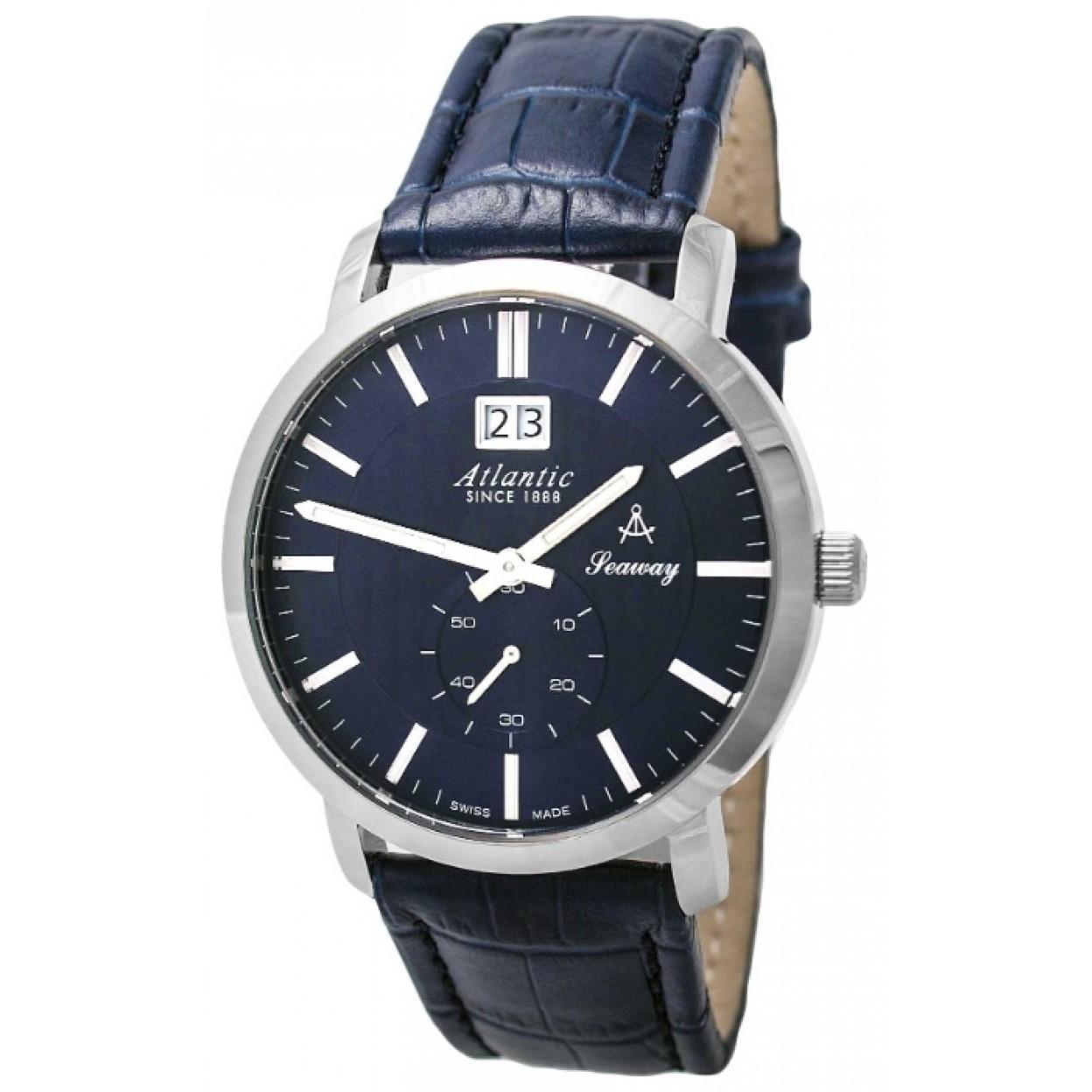 ساعت مچی عقربه ای مردانه آتلانتیک مدل AC-63360.41.51