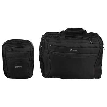 کیف لپ تاپ پراما مدل RE-360 مناسب برای لپ تاپ 15.6 اینچ به همراه کیف رودوشی