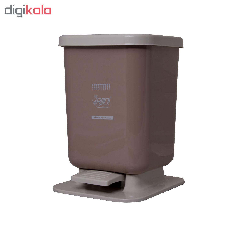 سطل زباله پدالی بی ام دی ! مدل کلین main 1 3