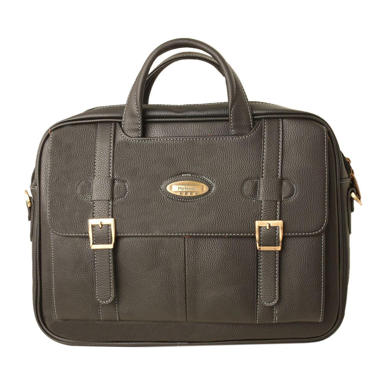 قیمت کیف اداری مردانه پارینه مدل P251