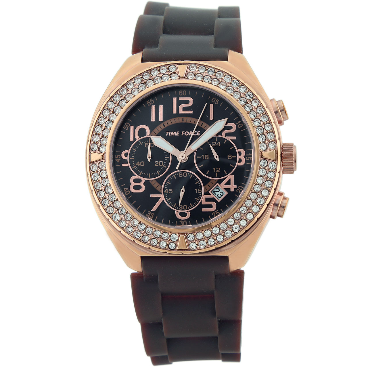 ساعت مچی عقربه ای زنانه تایم فورس مدل  TF3033L11