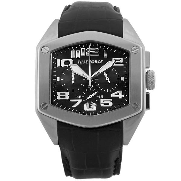 ساعت مچی عقربه ای مردانه تایم فورس مدل TF3090M01