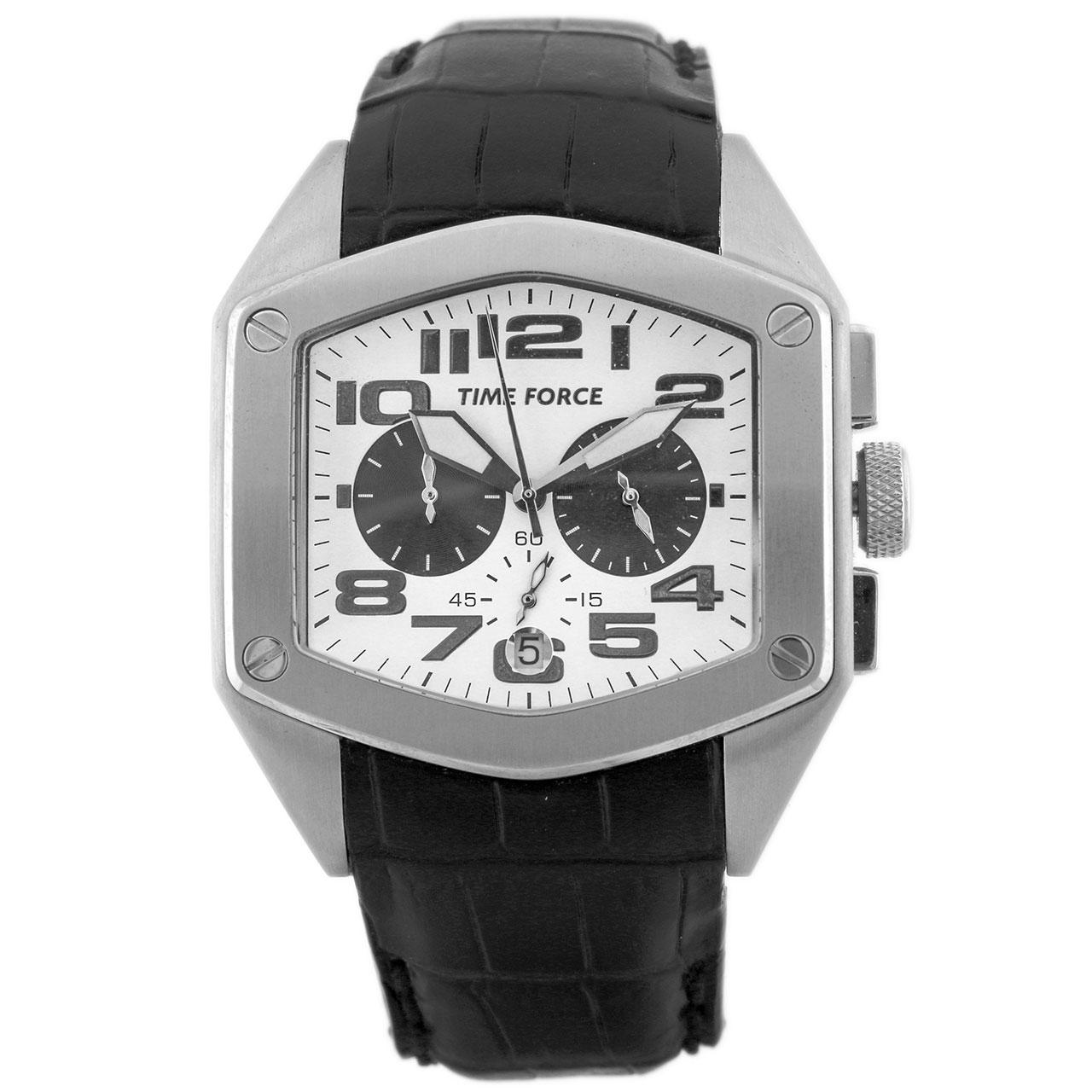 ساعت مچی عقربه ای مردانه تایم فورس مدل TF3090M02