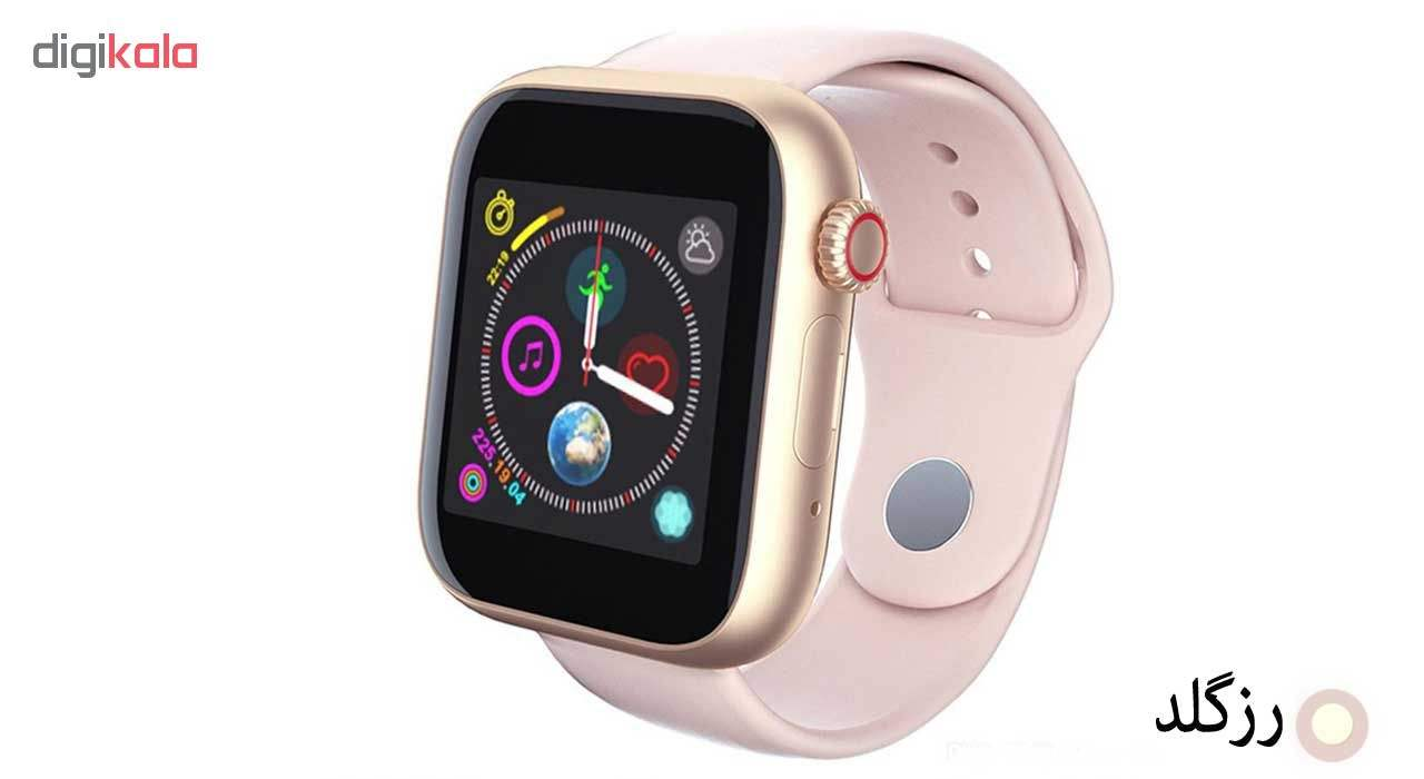 ساعت هوشمند مدل Z6 main 1 1