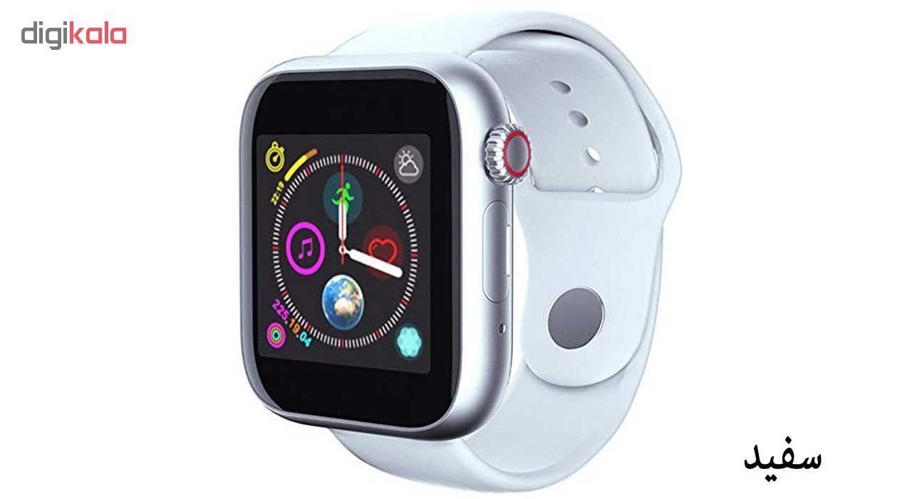 ساعت هوشمند مدل Z6 main 1 2