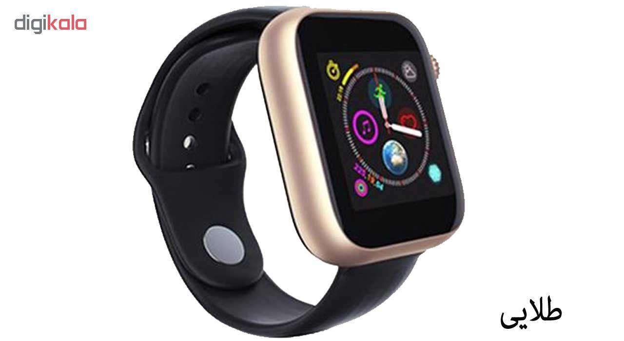 ساعت هوشمند مدل Z6 main 1 4