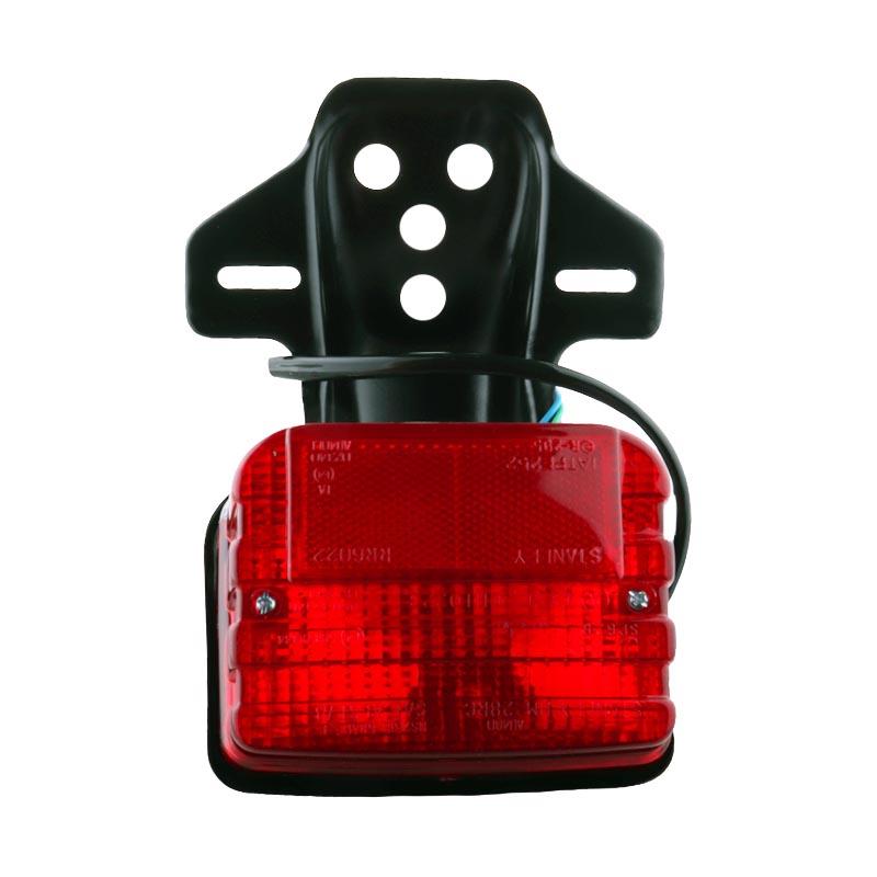 چراغ خطر موتور سیکلت مدل C02 مناسب برای هندا