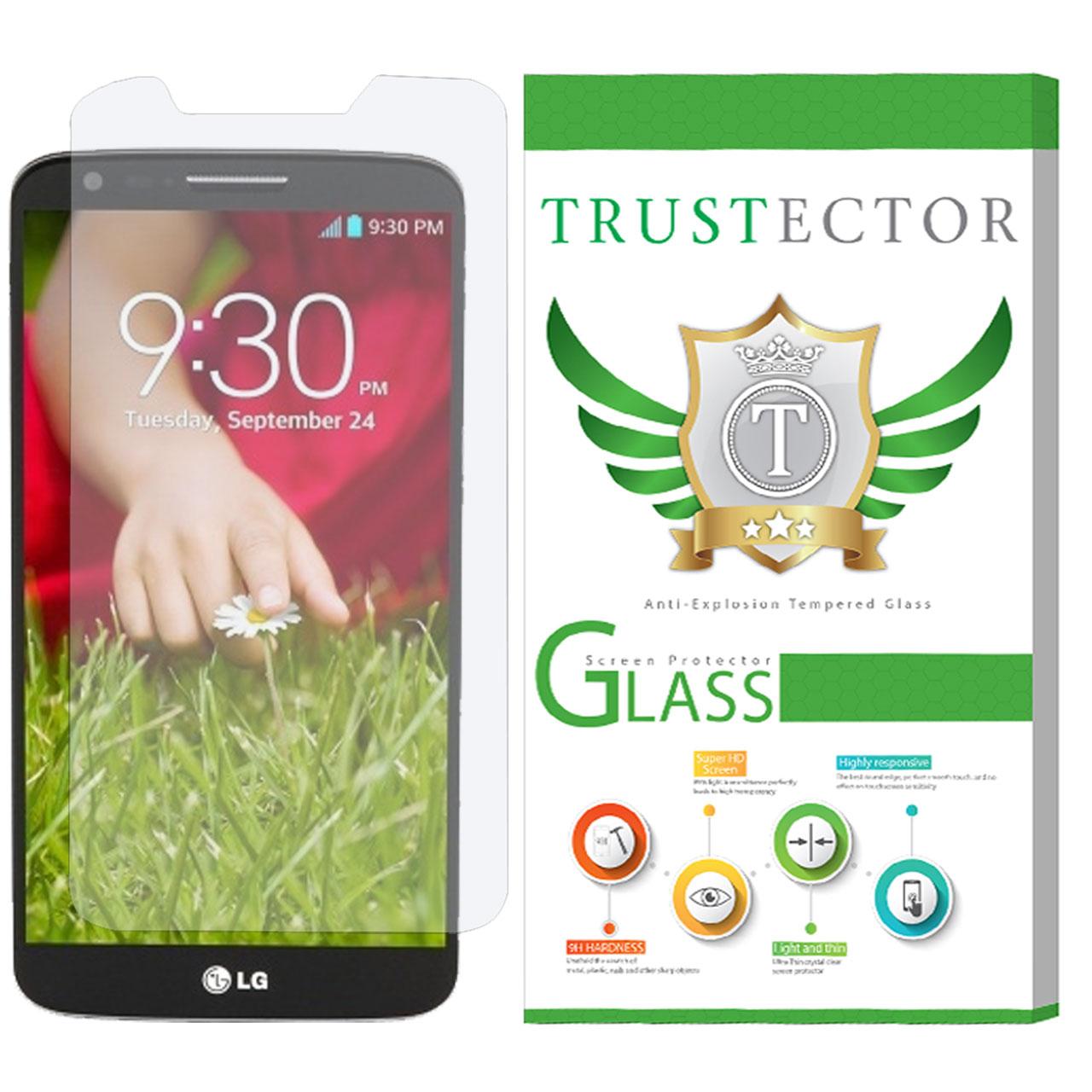 محافظ صفحه نمایش تراستکتور مدل GLS مناسب برای گوشی موبایل ال جی G2              ( قیمت و خرید)