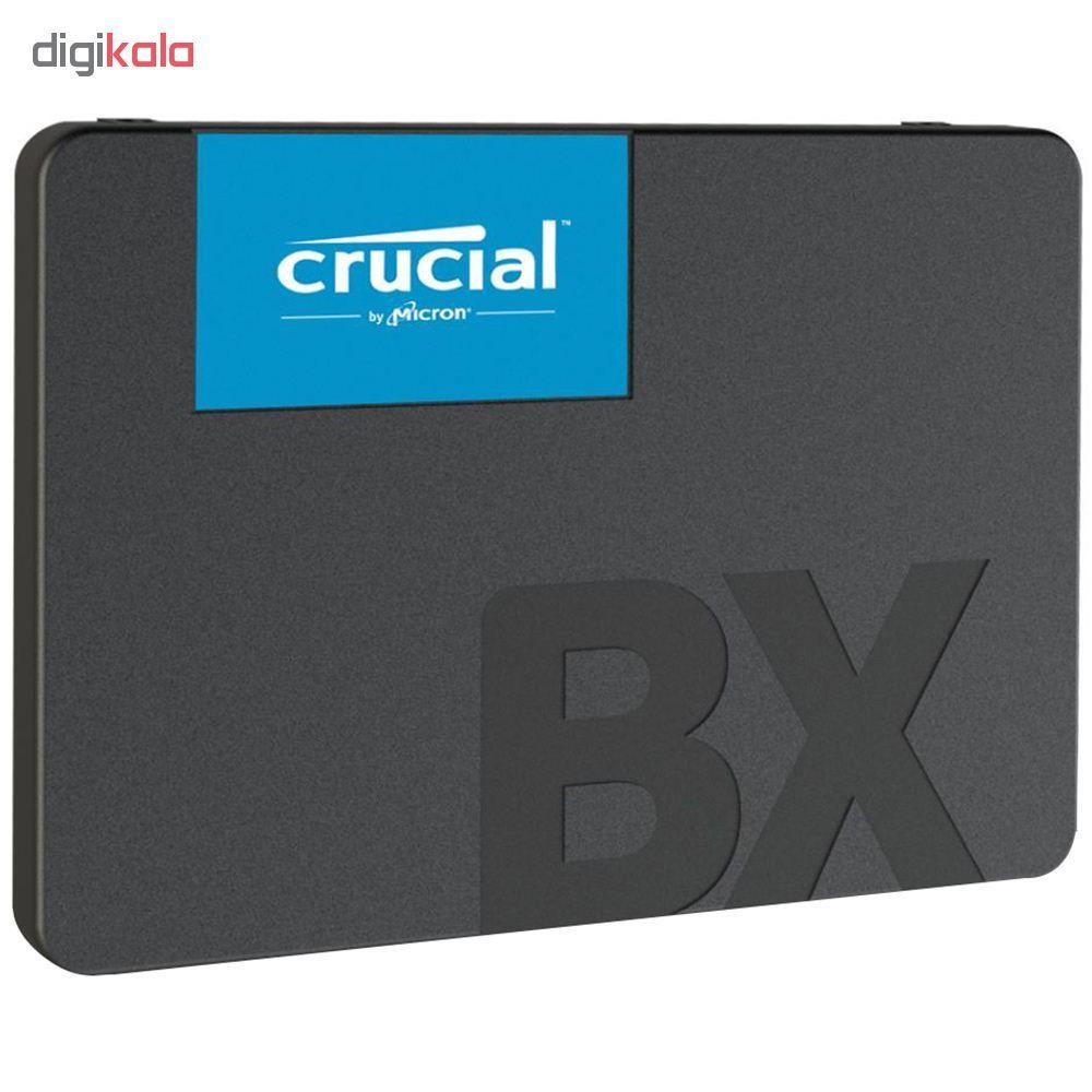 اس اس دی اینترنال کروشیال مدل BX500 ظرفیت 480 گیگابایت main 1 1