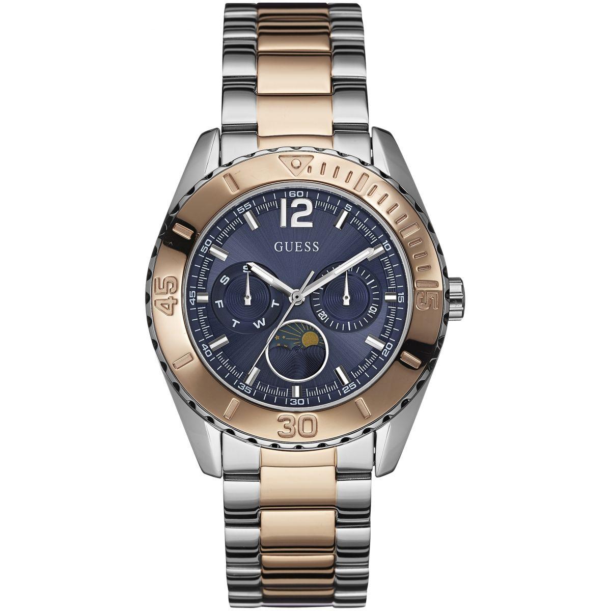 ساعت مچی عقربه ای زنانه گس مدل W0565L3